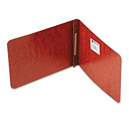 Acco - 6 Pack - Pressboard Report Cover Prong Clip 5-1/2 X 8-1/2 2\