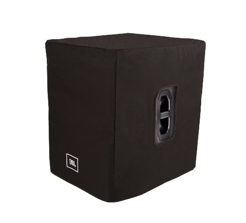Jbl Deluxe Padded Protective Cover For Prx618S Speaker - Black (Prx618S-Cvr)