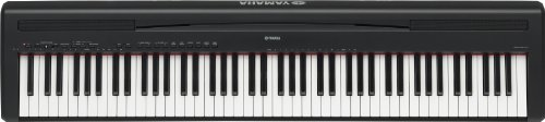 Yamaha P95B Digital Piano, Black (Discontinued By Manufacturer)