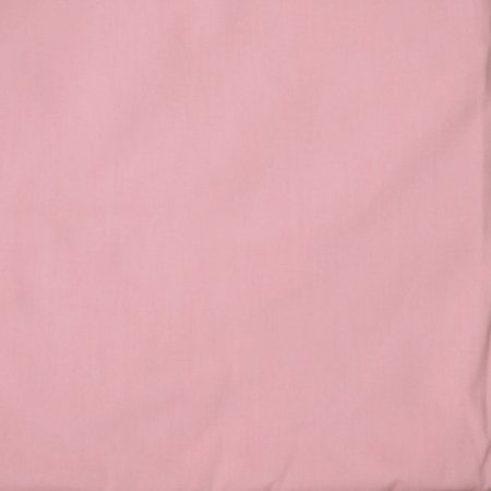 Solid Light Pink Fitted Mattress Cover Twin 415 front-989451