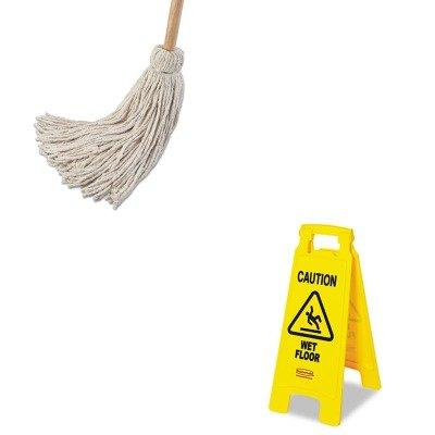 Wooden Floor Mop front-490370
