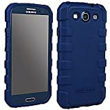 Samsung Galaxy S3 CZS9256Q S III Body Glove Drop Suit- Navy Blue