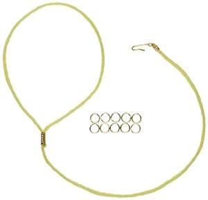 Ableware 738890145 Cord Type Zipper Pull