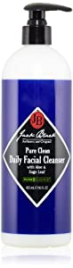 Jack Black Pure Clean Daily Facial Cleanser, 16 fl. oz.