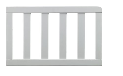 Fisher-Price Toddler Guard Rail, Misty Grey - 1
