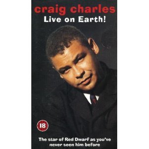 Craig charles live on earth vhs charles craig amazon Where does craig charles live