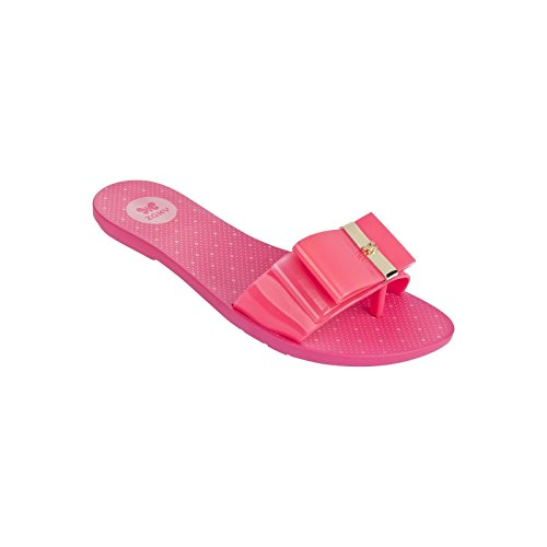 Tongs Zaxy Life Slide Rose - Couleurs - ROSE, Tailles - 39
