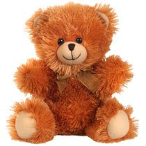 Fuzzy Friends Teddy Bears Plush Soft