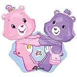 Care Bears Supershape Foil Mylar Balloon (1ct)