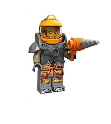 LEGO Mini-Figures - Space Miner - (Series 12) + Online Code