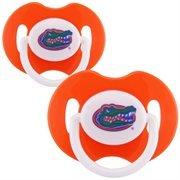 Ncaa Florida Gators 2 Pack Pacifier front-1065913
