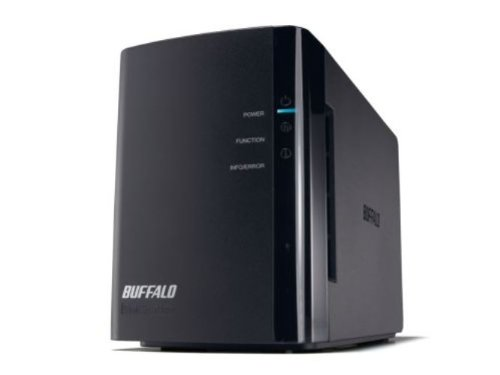 Buffalo Linkstation Duo 4TB High Performance Multimedia Shared Raid Network Storage ( NAS )