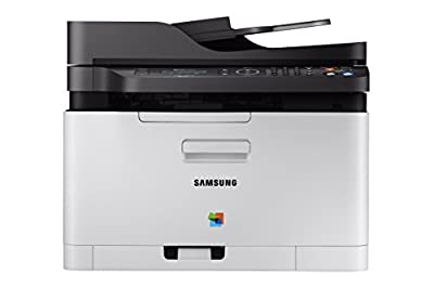 Samsung Electronics Xpress SL-C480FW/XAA Wireless Color Printer with Scanner, Copier & Fax, Amazon Dash Replenishment Enabled