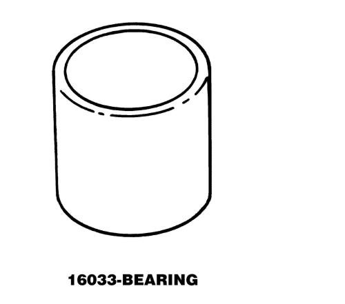 Washer Pulley Bearing