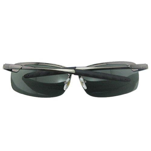 Fashion Aviator Metal Frame Polarized Sunglasses Mens Glasses