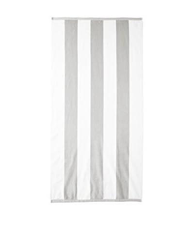 Espalma Tropical Velour Towel, Silver