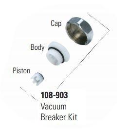 Legend Valve 108 903 T 550 Vacuum Breaker Repair Kit