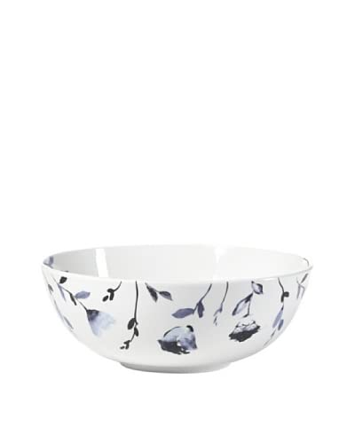 Mikasa Midnight Bloom Vegetable Bowl