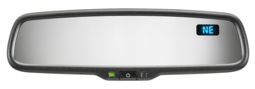 Gentex Genk5Am-Vpk Auto-Dimming Rear View Mirror With Compass