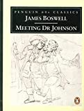 Meeting Dr. Johnson (Penguin 60s Classics) (0146001540) by Boswell, James