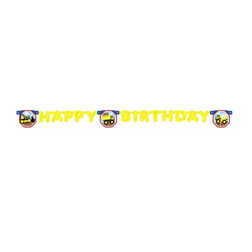 Tonka Party Banner - Buy Tonka Party Banner - Purchase Tonka Party Banner (Rubies, Toys & Games,Categories,Preschool,Pre-Kindergarten Toys)