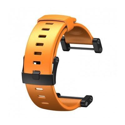 Suunto  Core Wrist-Top Computer Watch Replacement Strap (Flat Orange)