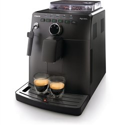 Saeco Intuita Automatic Espresso Machine Black