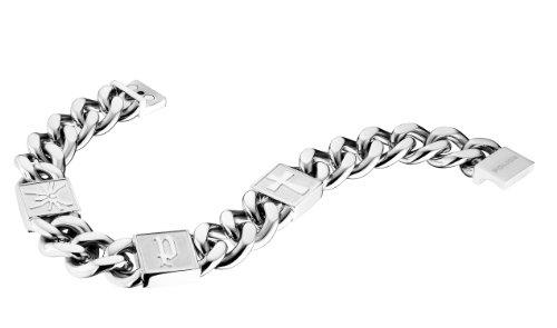 Police PJ24179BSS-01-L Unisex Bracelet 'Thrust'
