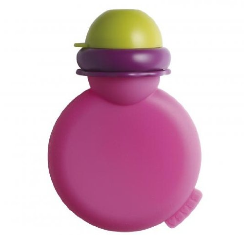 Beaba Babypote Soft Food and Drink Bottle Pink