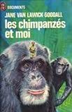 echange, troc Van Lawick-Goodall Jane - Les chimpanzés et moi