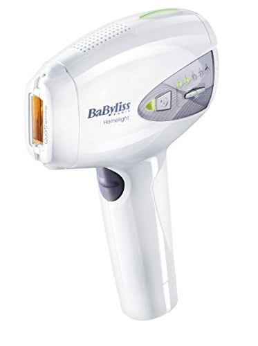 Babyliss G945E Homelight Épilateur à Lumière Pulsée avec Technologie Quartz