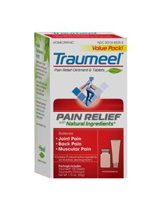 Traumeelx Combo Pack 1 Pack By Heel