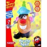 Mr. Potato Head Pirate Spud