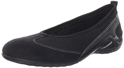 Ecco Footwear Womens Vibration II Skimmer Slip-On Loafer