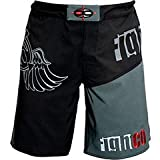 FIGHTCO MMA WINGS FIGHT SHORTS size 38″
