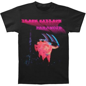 Image of Rockabilia Black Sabbath T-shirts Band Large