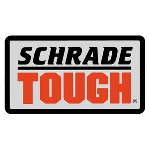 Schrade Extreme Survival, Black Tpe Handle, Plain, W/Sheath