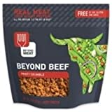 Beyond Meat Beef Free Feisty Crumbles, 11 Ounce -- 8 per case.