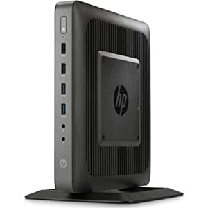 HP L9F15UT#ABA t620 Flexible Thin Client 1.5GHz 4GB 64GB mSATA SSD WES7e32
