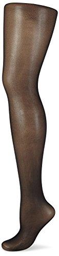 Nur Die Damen Strumpfhose Brillant, 20 DEN, Gr. 40 (Herstellergröße: 38-40=S), Schwarz (schwarz 94)