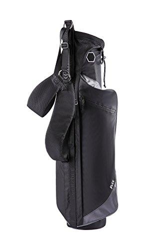 wellzher-quantum-lite-collapsible-sunday-golf-bag-black