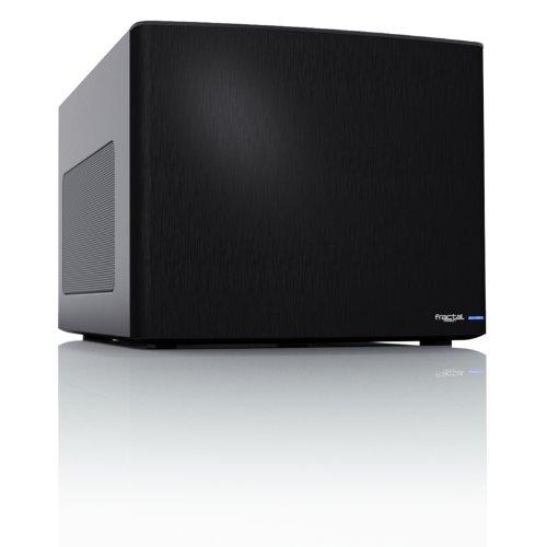 Fractal Design MiniITX DTX用キューブPCケース Black Node 304 日本正規代理店品 CS3966 FD-CA-NODE-304-BL