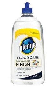 Pledge Floor Care