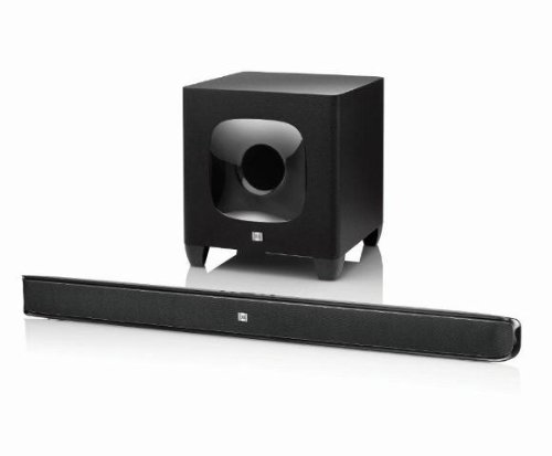 Click to buy JBL Cinema SB400 Soundbar Speaker System - Black - From only $725
