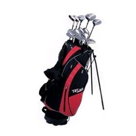 Texan Classics HYBRID Golf Club Set w/Stand Bag