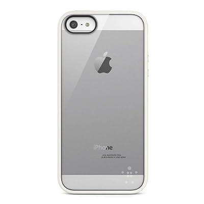 BELKIN ベルキン iPhone 5 用 View ケース ホワイト F8W153qeC07