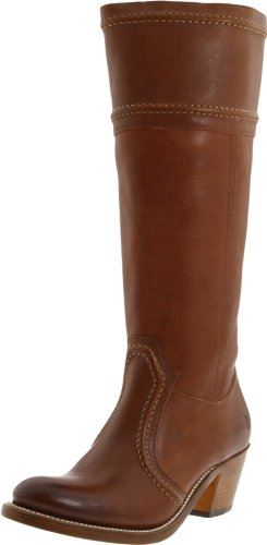 Frye Women's Jane 14 Stitch Boot Redwood 77230RDD6 4 UK D
