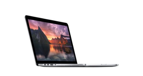 Apple Macbook Pro Me866Ll/A 13.3-Inch Laptop With Retina Display (Old Version)
