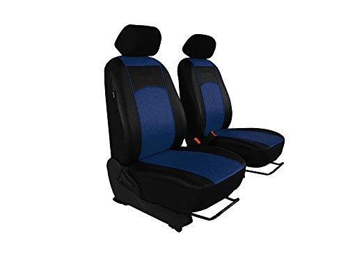 Autositzbezge-Sitzbezge-Set-BUS-11-in-ECO-Leder-passend-fr-VW-T4-in-diesem-Angeboten-BLAU-in-7-Farben-bei-anderen-Angeboten-erhltlich-Komplett-besteht-aus-Fahrersitz-Beifahrersitz-2-Kopfsttzen-Montage
