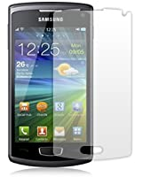 6 x Protection écran pour Samsung GT-S8600 Wave 3 - Anti-rayures Display Protective Film